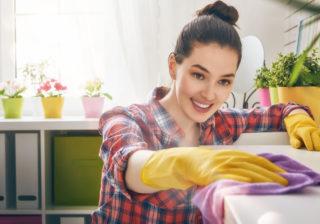 大掃除は面倒でもこの4箇所だけ綺麗にすれば金運は上がります