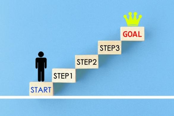 最短で目標を達成するために今スグやって欲しい4つのこと